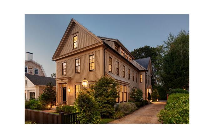 Whitman Residence